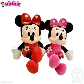 Peluche Minnie Incluye Bolsa regalo