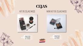 MINI KIT DE CEJAS MISS