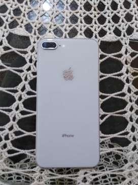 Iphone 8 plus de 256 Gb , como nuevo , bateria como nueva con su cargador.