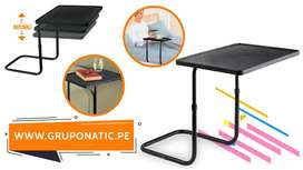 Mesa Bandeja Cama Ajustable para laptop Gruponatic San Miguel