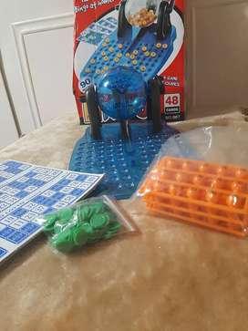 Juegos de mesa, juguetería infantil