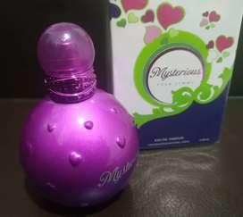 Perfume para dama americano inspirado en fantasy