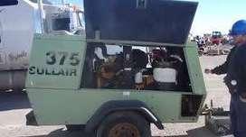 Arriendo compresores para Construcción