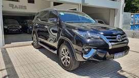 Toyota SW4 2.8 Srx 177cv 4x4 7asientos At