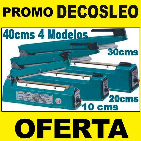 Selladora Cortadora Bolsa 40cm C/regulador Progresivo garantia 0