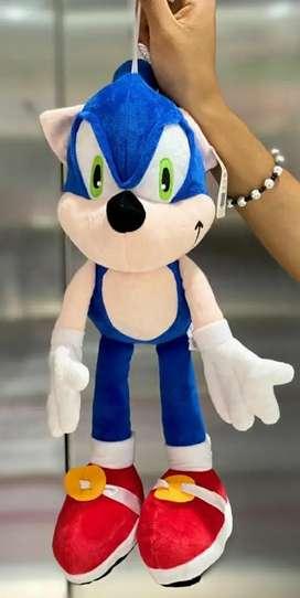 Peluche Sonic 40 cm