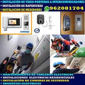 técnico electricista profesional elvis P.z Huánuco