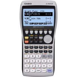 Calculadora CASIO FX9860GII Cientifica Graficadora. NUEVAS!