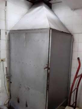 Se vende ahumador para chorizos - asador de carne