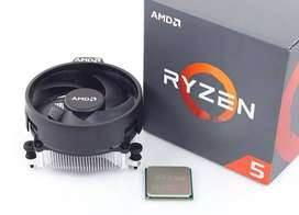 Microprocesador Ryzen 5 1400
