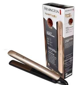 Planchas  remington  terapia keratina