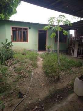 Se vende casa en Distrito la Cruz - Tumbes