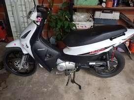 Honda viz 125 2016