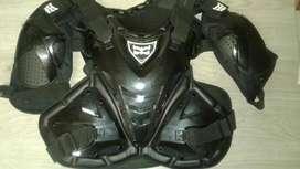 pechera para motocross