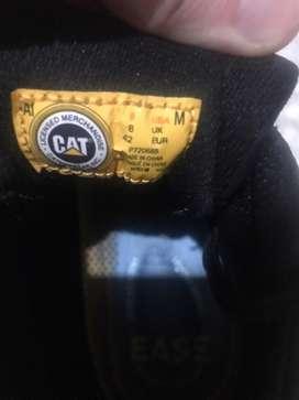 Botas CAT. Talla 9