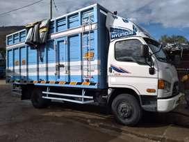 Servicio de carga  Transporte mudanza y Reparto