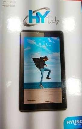 "De oferta! Tablet Hyundai HyTab 7"" Quadcore 32gb 1gb RAM Android10 GooglePlay"