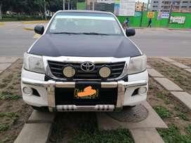 Venta Camioneta Toyota Hilux 4x4 2014