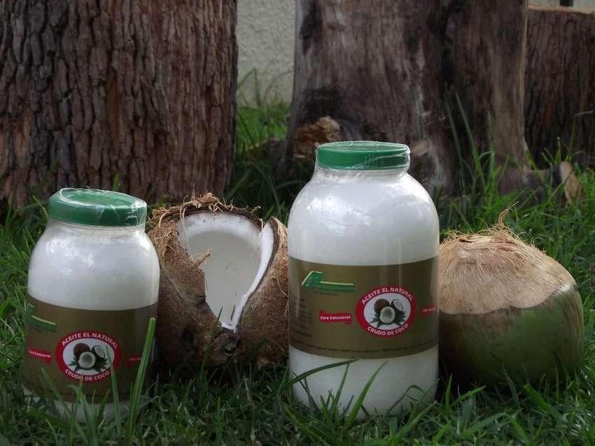 Aceite de Coco Puro alta calidad 250 cc y Promociones 500 y 1000 cc 0
