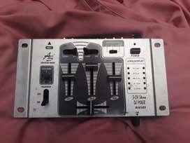 Mezclador para sonido