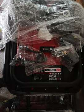 Generador hamilton 7500watts 15 hp