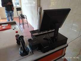 sistema de pago facturacion pos para minimarket minimercado supermercado tienda