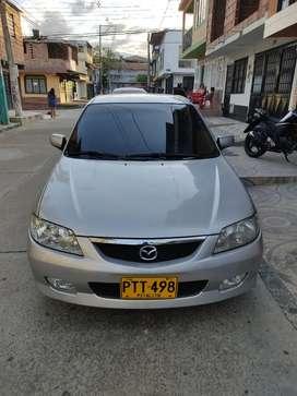 Mazda allegro hatchback 1.3 modelo 2007
