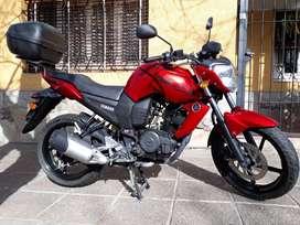 Yamaha fz 16- 2014