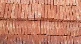 Ladrillos semi vistos por pellet