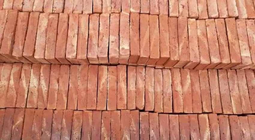 Ladrillos semi vistos por pellet 0