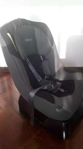 Liquido hoy butaca auto bebé hasta 36 kg marca Infanti