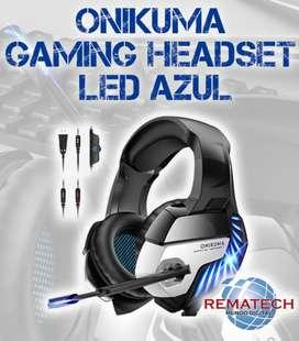 Onikuma k5 pro.gaming headsets