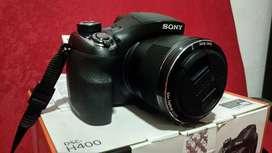Cámara Sony DSC H400