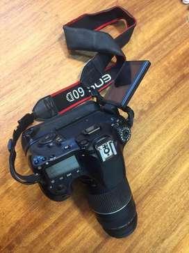 Camara Canon 60d