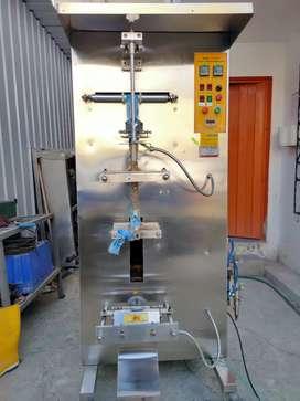 Empacadora automática para llenado de líquidos HANLU