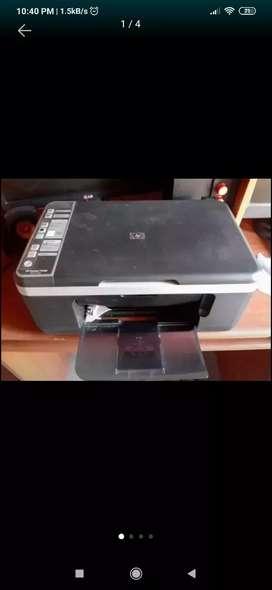 Se vende Impresora HP Deskjet F4180 para repuestos