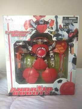 Transformer -pelota
