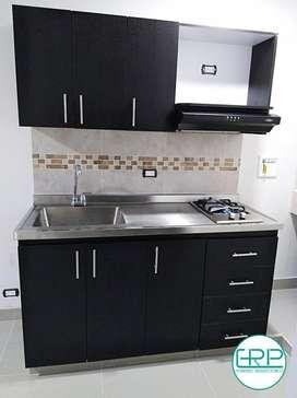 Cocinas Erp Mobiliario Arquitectónico