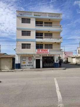 Hotel en venta - La Libertad, Santa Elena