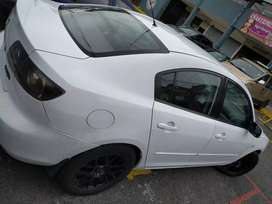 Flamante Mazda 3