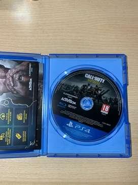 Call Of Duty Ww2 Ps4 Juego Fisico Como Nuevo Playstation4