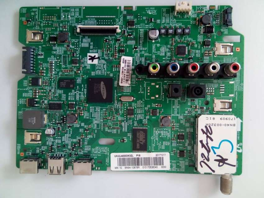 Main Board Tv Samsung Modelo: Un32j4000dk