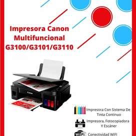 impresora canon 3110