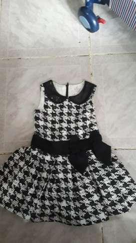 Vestido de Niña 1 a 2 Años