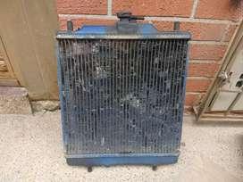 Radiador de DFM con ventilador