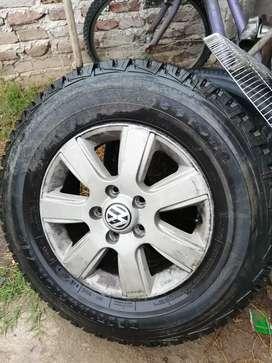 Vendo rueda completa