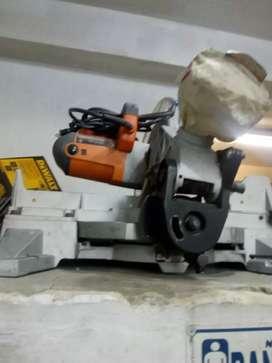 Vendo colilladora para aluminio o madera