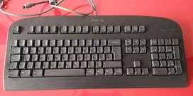 Teclado alámbrico marca Acer.