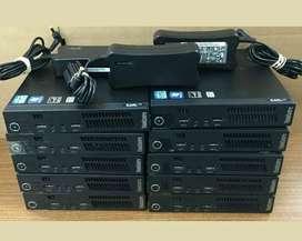Torres Lenovo Intel celeron  4gb ram disco de 500gb listas para usar