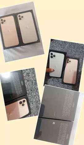 Iphone 11 pro máx de 256 gb nuevo